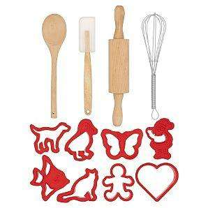 ASDA Children's Baking Sets (2) - 12 Piece - £4.00 each @ Asda Direct