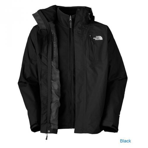 TNF Atlas Triclimate Jacket - Black £169 , Taunton Leisure