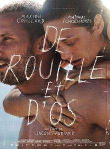 Free Tickets to French Film Rust & Bone 16/10  via Times/SFF
