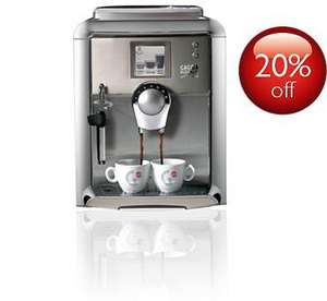 Gaggia Platinum Fully automatic espresso machine Was £975 Now £468 @ phillips with code dclm3f36a5