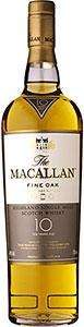 Macallan fine oak whisky £20 at asda