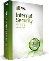 AVG Internet Security 2013 for £24