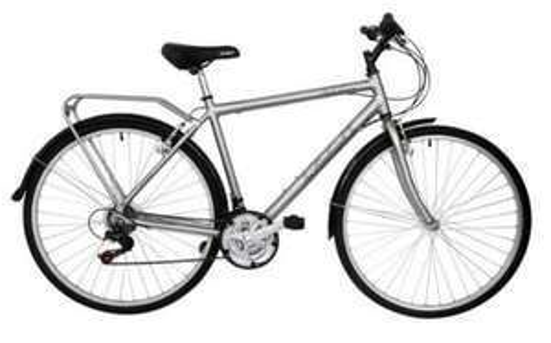 "Raleigh Park Avenue Mens Hybrid Bike - 20"" - £149.99 @ Halfords ""Was £289.99"""
