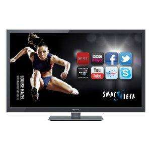 Panasonic TXL47ET5B 47Inch Full HD 3D LED TV with Integrated Freeview HD in Black  £784.99 (use Code) +5 Year Warranty @ Co-opelectrical