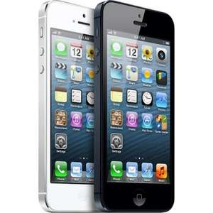 I phone 5 36.00 24m + 79.99 one off. Unlimited Mins/Txt + 1gb NHS deal but may be available for all