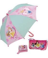 Disney Princess Girls' Purse Handbag and Umbrella Set £7.49 @ Argos