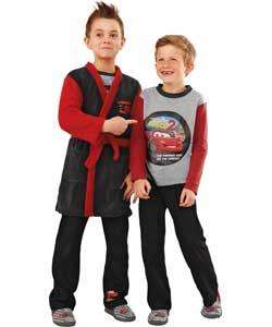 Disney Cars 2 Boys Dressing Gown and PJs set £9.99 @ Argos with FREE slippers!