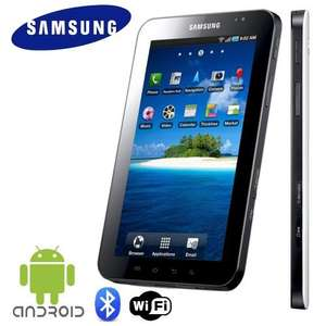 "Samsung Galaxy Tab P1000, 16GB, 7"", WiFi & 3G (Refurb) £179 @ Tesco Outlet/Ebay"