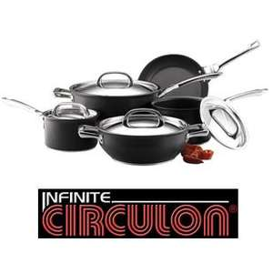 Circulon Infinite 5-Piece cookware set at Amazon for £97.30