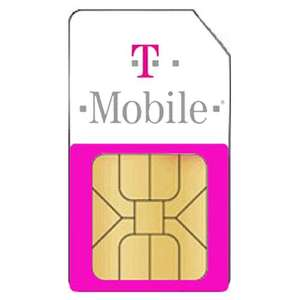 T-Mobile sim only deal £5/12mth, 100 mins/500 texts/Unlimited Data