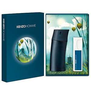 Kenzo Homme EDT 100ml+Shower Gel 100ml Gift Set and other WAS £52 Now £26 Delivered @ Debenhams online