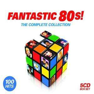 Fantastic 80's 100 track 5 cd set  £3.00 at Tesco Direct with free delivery