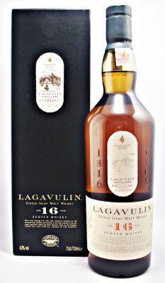 Lagavulin 16 Year Old Islay Single Malt Whisky £28 @ Asda