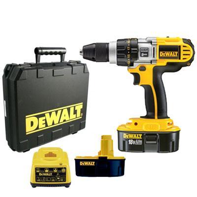 DeWalt DCD925B2 XRP Cordless Combi Drill 18 Volt 2 x 2.6AH Batteries £195  @ Tools4Trade