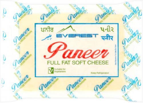 Everest Paneer (Full Fat Soft Cheese - 226g) - 2 for £2 @ ASDA