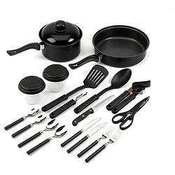 Tesco Direct 18 piece Kitchen Starter Set only £4.38