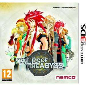 Tales of the Abyss (3DS) - £19.95 - Zavvi