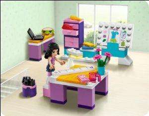 Lego Friends Emma's Studio £6.99 collect from store John Lewis