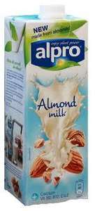 Alpro Almond Unsweetened 1 litre for £1 @ Morrisons