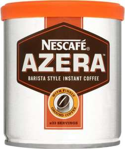 Nescafe Azera Coffee (60g) was £3.29 now £1.64 @ Morrisons