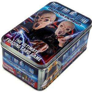 Doctor Who Monster Invasion 2 Tin Trading Card Game  £4.00 @ Amazon