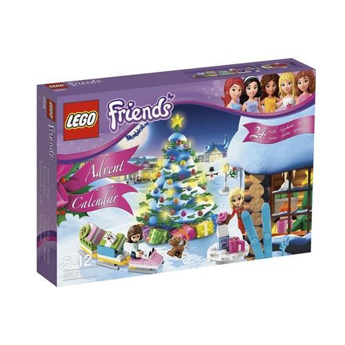 Lego Friends Advent Calendar £18.49 delivered @ Play.com + Quidco