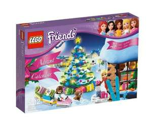 LEGO Friends Advent Calendar £17.99 @ amazon