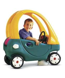 Little Tikes Grande Coupe Car Ride-on £39.99 Mothercare Price Match with Asda Direct