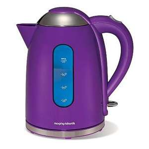 Morphy Richard Accents Kettle £15 @ Asda