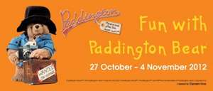 Free Days out National Railway Museum - with Paddington Bear - 29th Oct - 4th Nov