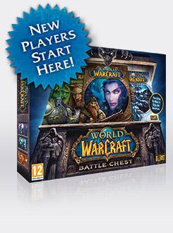 World Of Warcraft Battle Chest £4 or €5 Digital