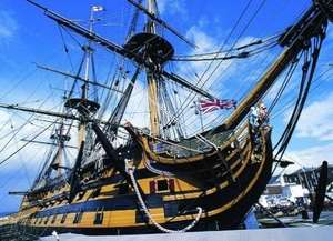 Half price family ticket - 2 adults and 3 children to Portsmouth Historic Dockyard - valid for 1 year from dealmonster - £34.50