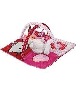Hello Kitty sensory play gym was £49.99 now just £19.99 delivered @ Argos Ebay