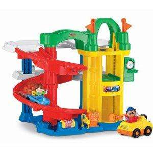 Fisher-Price Little People Racin' Ramps Garage £18.49 (reduced from £27) @ Amazon