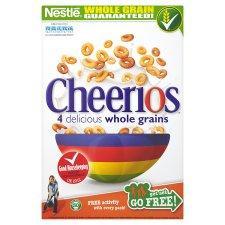 Cheerios 600g Half Price £1.54 @ Tesco