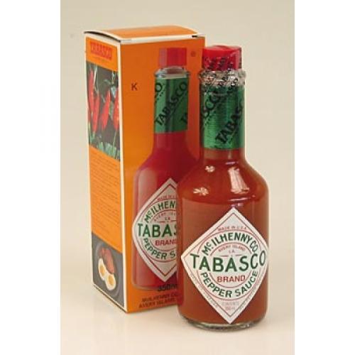 Tabasco Pepper Sauce 350ml for 4.79 @ Costco