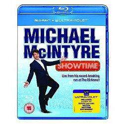 Michael McIntyre Showtime Blu-ray Pre-Order +250 extra clubcard Points for bluray preorder £13.97@ Tesco Direct