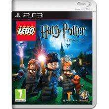 PS3 Lego Harry Potter Years 1-4. £5. Asda instore. (Sunderland. Grangetown)