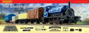 Hornby blue highlander train set, debanhams £129 down to £49.99!