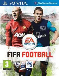 FIFA Football PS Vita £9.99 (New) £7.99 (Used) @ Grainger Games
