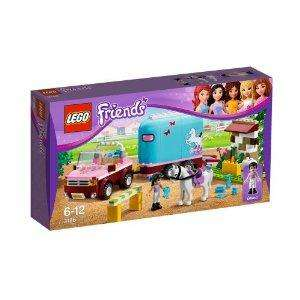 Lego Friends Emma's Horse Trailer £19.97 at Amazon