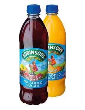 Robinsons No Added Sugar Squash 1L 79p @ Lidl