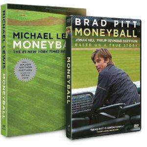 Moneyball DVD and Book combo £4.75 Delivered @ Amazon