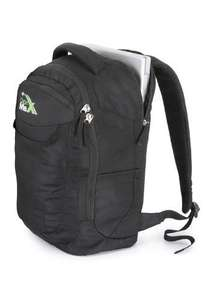 Cabin Max Day Pack with padded laptop, netbook, ipad, tablet, kindle fire pocket -  £19.99 Sold by S-Gizmos and Fulfilled by Amazon