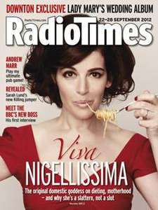 12 issues of the Radio Times for £1 including the Christmas edition @ buysubsctiptions.com