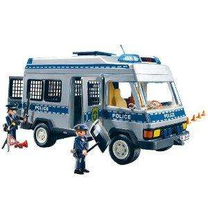 Playmobil 4023 Police Van now £15.98 del @ Amazon