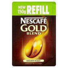 Nescafe Gold Blend Refill Pouch 150G: now Half price £2.24 (was £4.48) @ Tesco (instore and online)