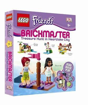 Lego friends / star wars / Ninjago Brickmaster £9 @ Asda online - free del to store