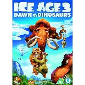 Free DVD copy of Ice Age 3 @ HMV via O2 Priority App