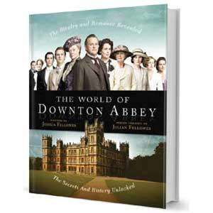 The World Of Downton Abbey HB Book £3.99 del @ Readers Digest (use code MAB22)